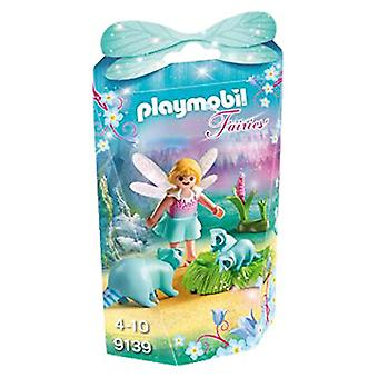 Playmobil 9139 Collectable Fairy Girl With Racoons