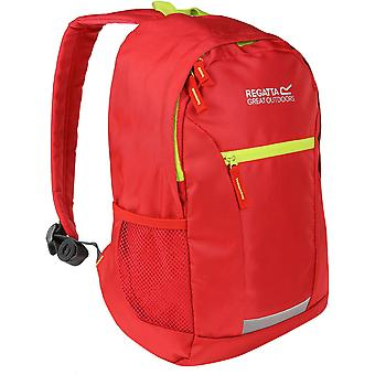 Regatta Boys & Girls Jaxon III Padded Hardwearing Zip-Up 10L Backpack