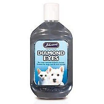 Johnsons Dog & amp; Cat Diamond Eyes pata Remover pentru câine și pisică 250ml