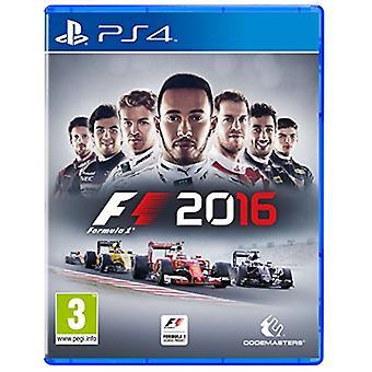 F1 2016 (PS4) - New