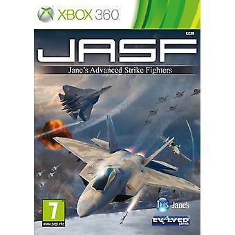 Janes Advanced Strike Fighters (Xbox 360)-ny