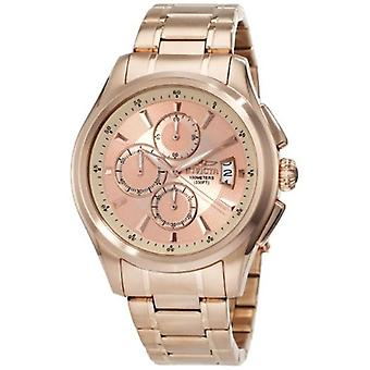 Invicta Specialty 1485 Stainless Steel Chronograph Watch