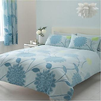 Sophia Floral Duvet Cover Bedding Set