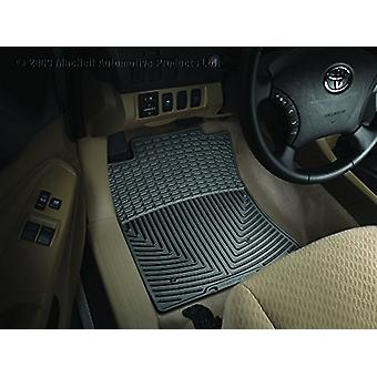 WeatherTech Trim to Fit Front Rubber Mats for Select Toyota TacomaModels (Black)