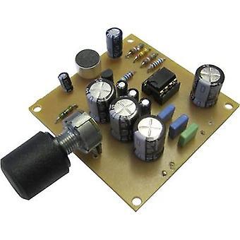 Kemo parabolsk mikrofon B085 monteringssæt 9 V DC