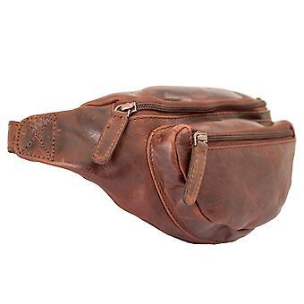 هايبري آشوود جلدية تان حزام حقيبة