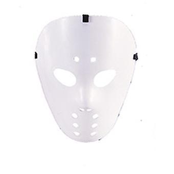 Tueur de tueur en série hockey masque blanc horreur Halloween accessoire Carnaval