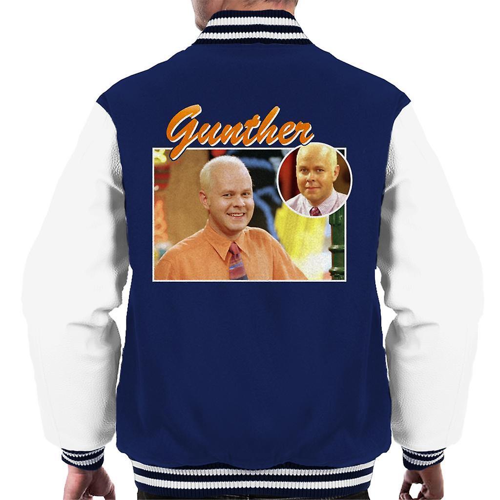Gunther hyllest Montage menn Varsity jakke | Fruugo NO