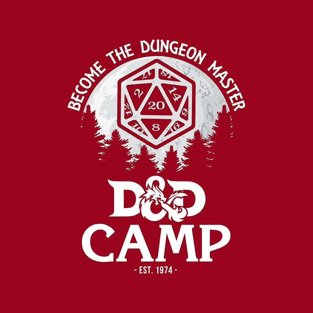 D et D Camp devient Hooded Sweatshirt un maître du donjon féminines