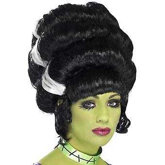 Smiffy's Tall Beehive Wig, Pin Up Frankie Wig