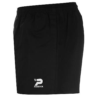 Patrick Mens Rugby Short Lightweight Elasticated Sport Training Male Bottoms