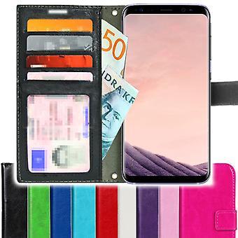 SUPER SLIM Samsung Galaxy Note 8 wallet Case 4PCS Card