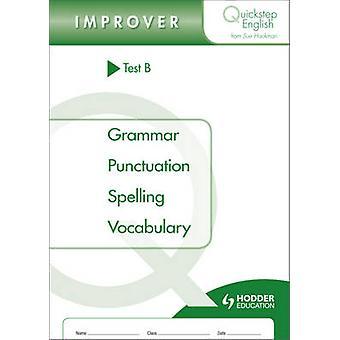 Quickstep Englanti testi B MAANPARANNUSAINE vaiheessa Sue Hackman - 978144419244