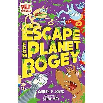 Escape from Planet Bogey par Gareth P. Jones - livre 9781847157874
