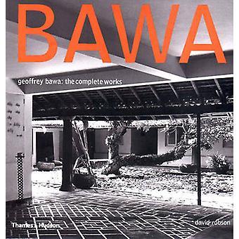 Geoffrey Bawa - das Gesamtwerk von David Robson - 9780500341872 Buch