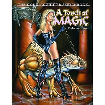A Touch Of Magic Douglas Shuler Sketchbook Volume 1