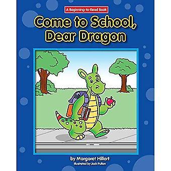 Venir à l'école, cher Dragon (début à lire)
