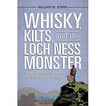 Whisky, Kilts en het Monster van Loch Ness: reizen door Schotland Johnson en Boswell