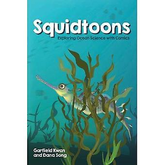 Squidtoons: Å utforske havet vitenskap med tegneserier