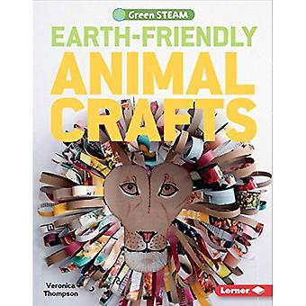 Earth-Friendly Animal Crafts� (Green Steam)