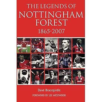Legenderna av Nottingham Forest 1865-2007