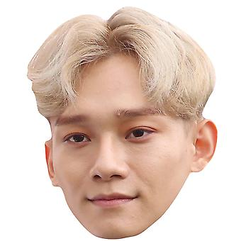 Chen from Exo 2D Card Party Fancy Dress Mask