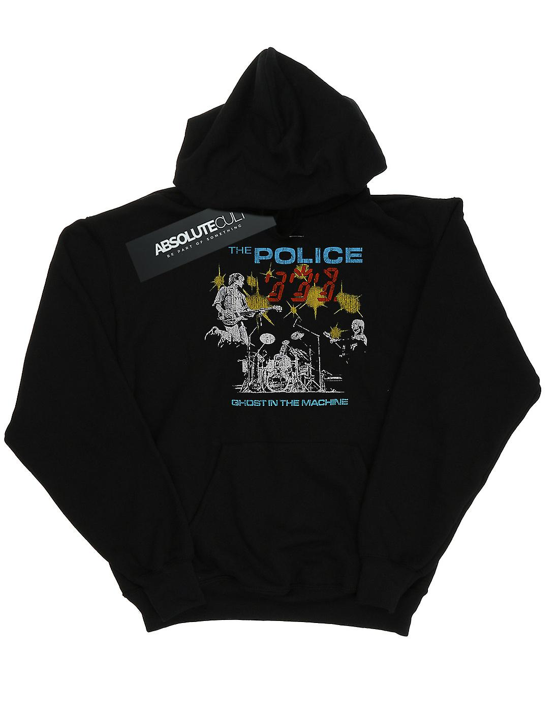 The Police Boys Ghost In The Machine Hoodie