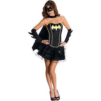 Sexy Batgirl volwassen kostuum
