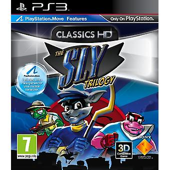Sly Trilogy - Move Compatible (PS3) - Factory Sealed
