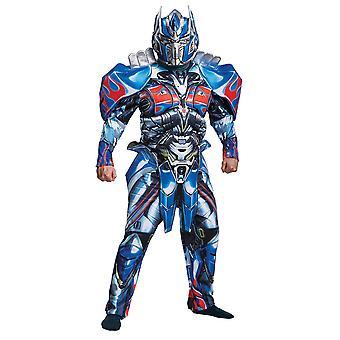 Transformers Optimus Prime Costume Adult