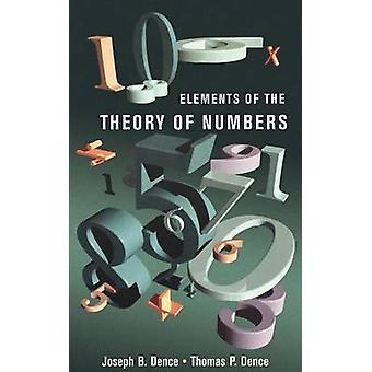 Delar av teorin av siffror av förtroende & Thomas P.