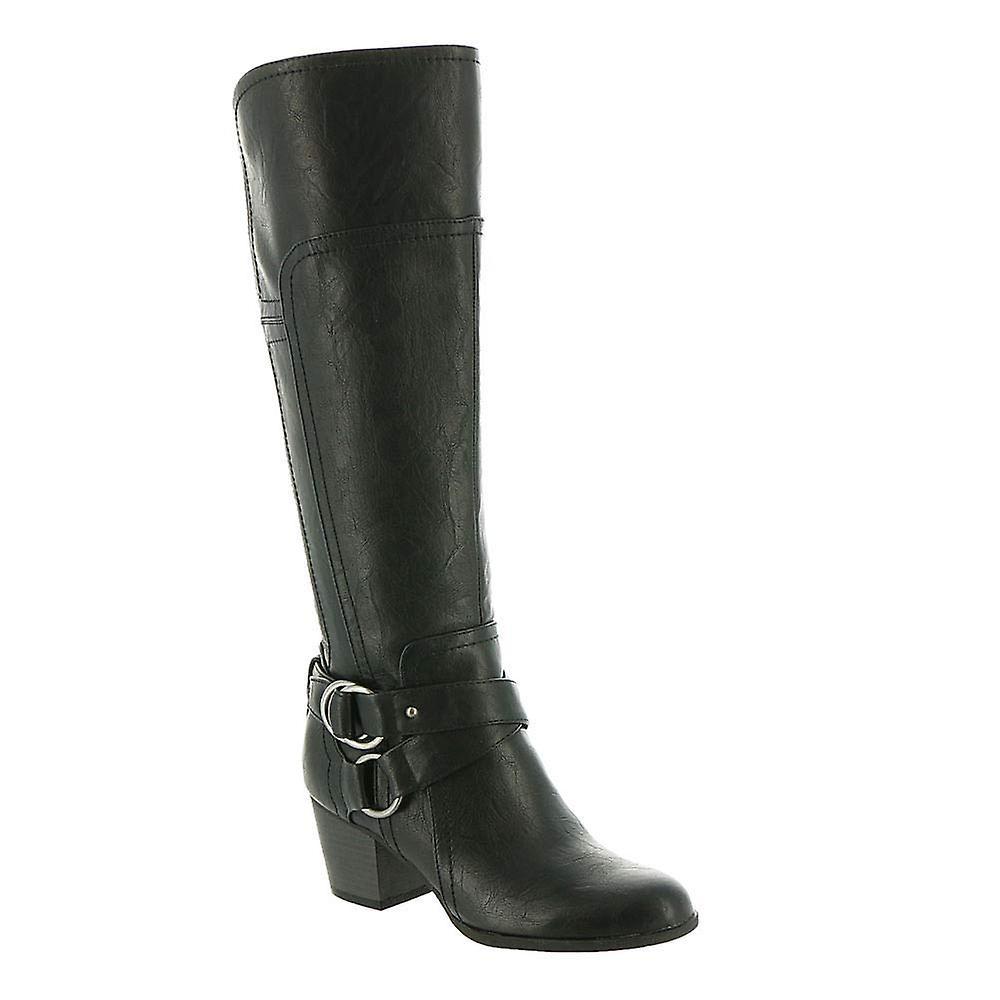 Indigo Rd. Womens Simona Almond Toe Knee High Fashion Boots