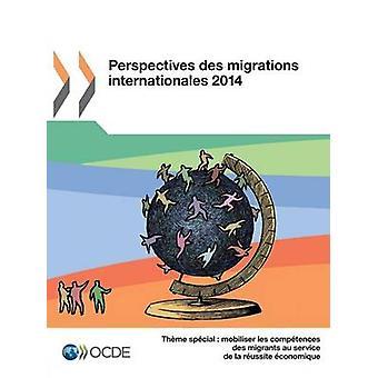 Vooruitzichten des migraties internationales 2014 door de OESO