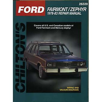 Ford FairmontZephyr 7883 av Haynes Publishing