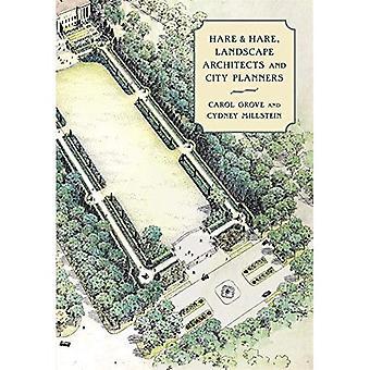 Hare & Hare, architectes paysagistes (perspectives critiques dans l'histoire de la série de design environnemental)