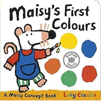 De eerste kleuren van Maisy: een Maisy concept boek