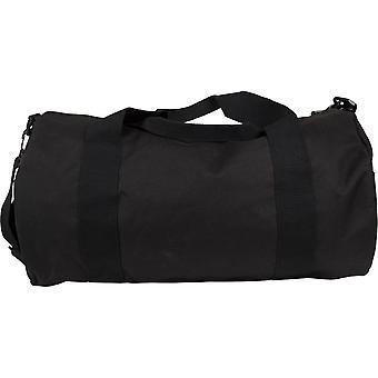 Cotton Addict Mens Zip Up Spacious Weekender Duffle Bag
