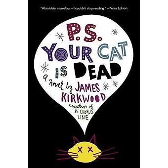P.S. Your Cat Is Dead Book