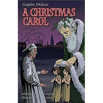 A Christmas Carol by Hilary Burningham - Charles Dickens - Chris Rowl