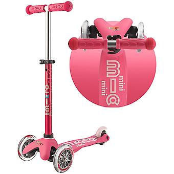 Micro Scooters Pink Mini Deluxe Scooter