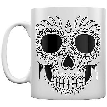 Grindstore Day Of The Dead Mug