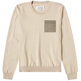Maison Margiela Pocket Patch Sweatshirt