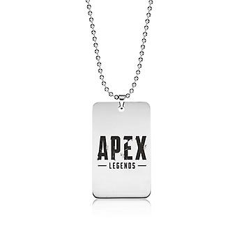 Köpek etiketi kolye, Apex Legends, Logotype
