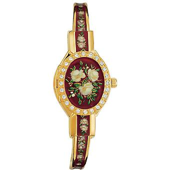 Andre Mouche - Wristwatch - Ladies - ROSE-CRYSTAL - 038-16021