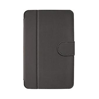 Verizon Folio Case and Stand with Magnetic Tab Closer for Ellipsis 10 - Black