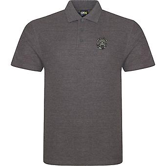 Somerset Light Infantry - Licensed British Army Embroidered RTX Polo