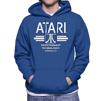 Atari Entertainment Technologies Men's Hooded Sweatshirt
