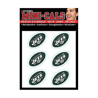 Wincraft 6 ers face Sticker 3cm-NFL New York Jets
