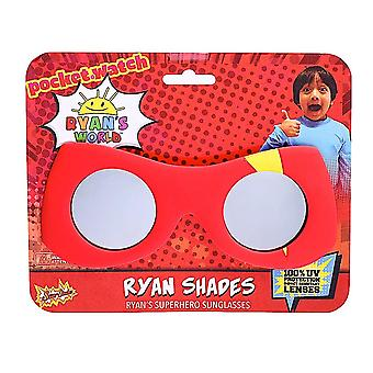 Party Costumes - Sun-Staches - RyanToysReview Super Hero Mask New sg3526