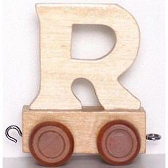 Поезд фургона Legler буква R (младенцев и детей, игрушки, другие)